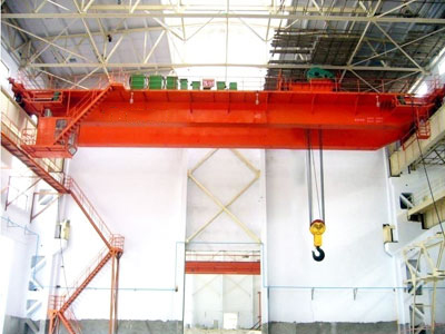 Double Girder Explosion Proof Crane Price