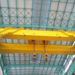 AQ-QE Double Trolley Overhead Crane