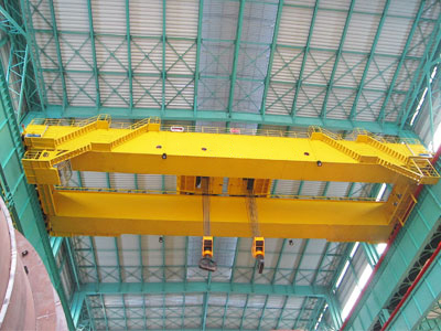 AQ-QE 250T+250T Overhead Crane for Sale