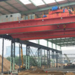 AQ-QC Double Girder Magnetic Overhead Crane