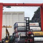 15 Ton Gantry Crane