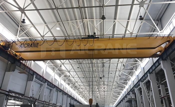 Top Running Bridge Crane Manufacturer