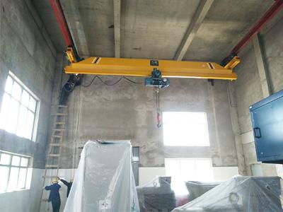 AQ-LX Underhung Crane 5 Ton Price