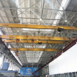 HD European Standard Overhead Cranes Installation