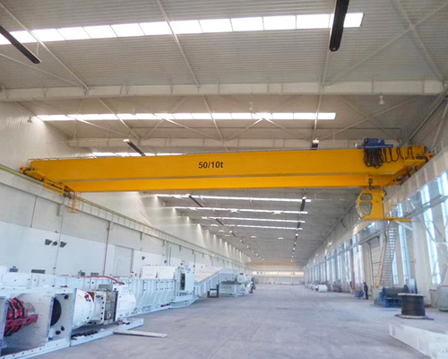 Overhead Crane With Cabin for Sale