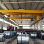 Overhead Crane With Cabin